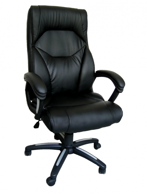 Wellington Executive Office Chair BCP/T102/BK