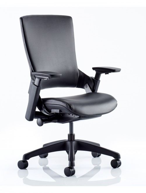 Office Chairs - Molet Leather Office Chairs OP000212