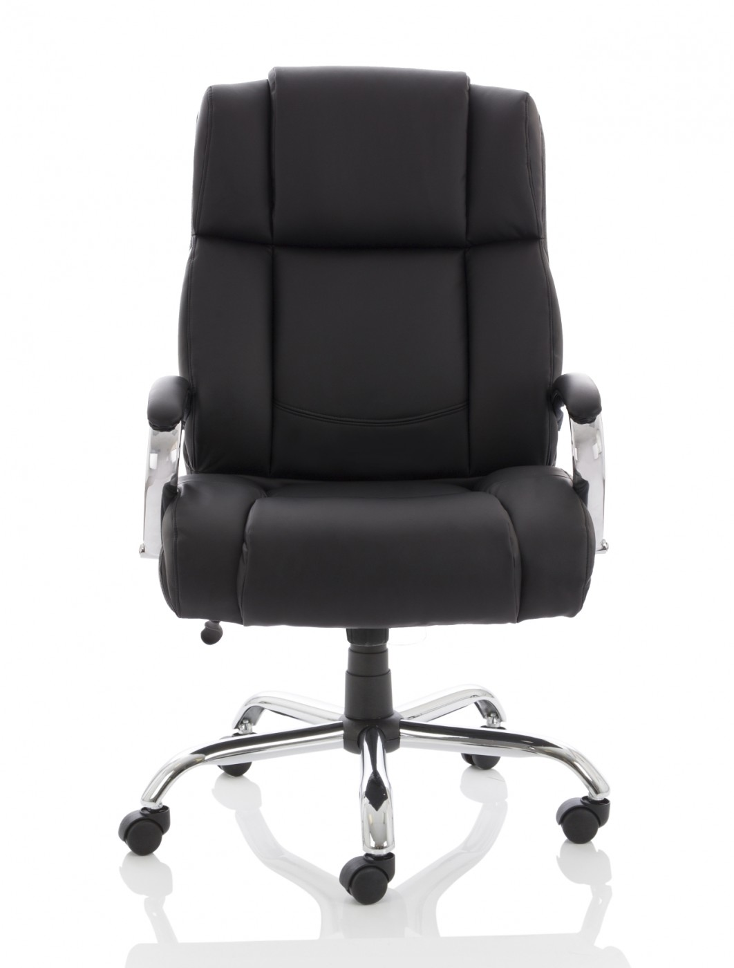 Office Furniture: Dynamic Texas Heavy Duty Leather Office Chair EX00011
