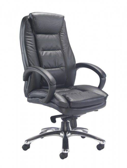 Office Chairs - TC Montana Executive Leather Office Chair CH0240