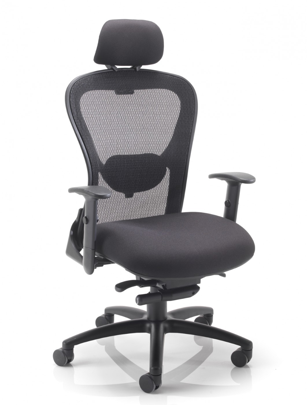 Office Chairs Tc Strata 24 Hour Mesh Office Chair Ch0735bk