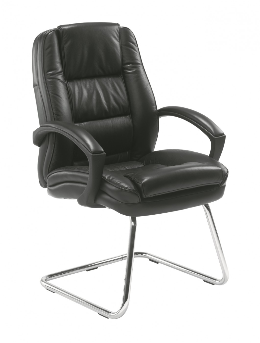Meeting Chairs - TC Colorado Leather Visitor Chairs CH0245