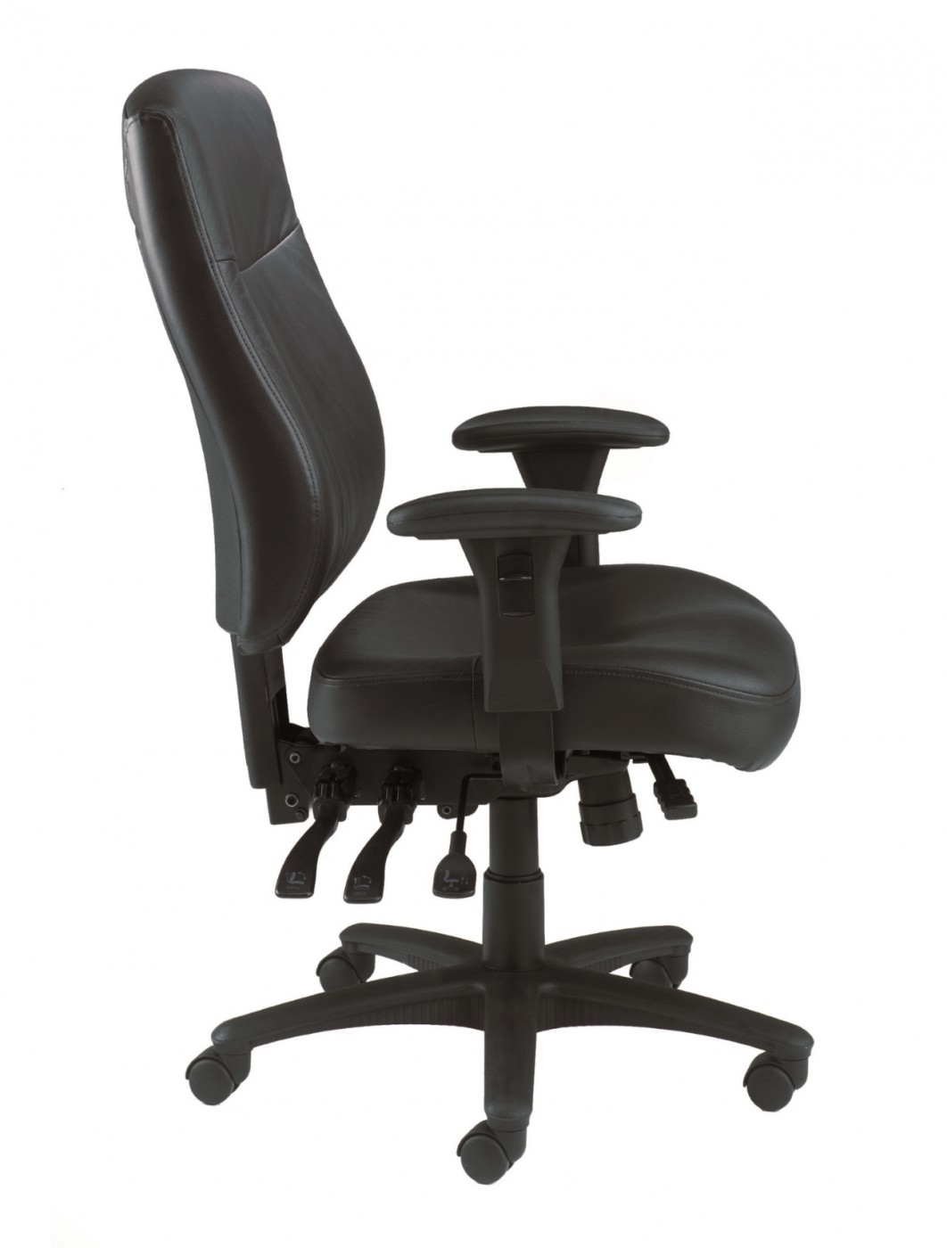 cgtrader chairs model chair modern obj leather office max fbx furniture mtl models