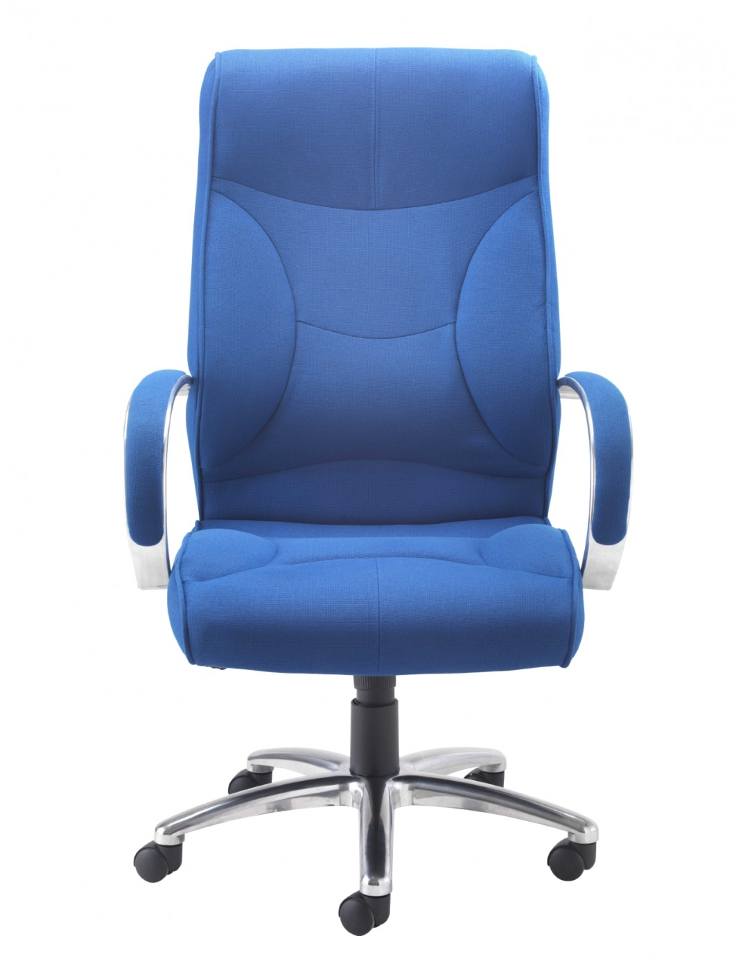 Office Chairs   TC Whist Executive Fabric Office Chair CH3206   Enlarged  View