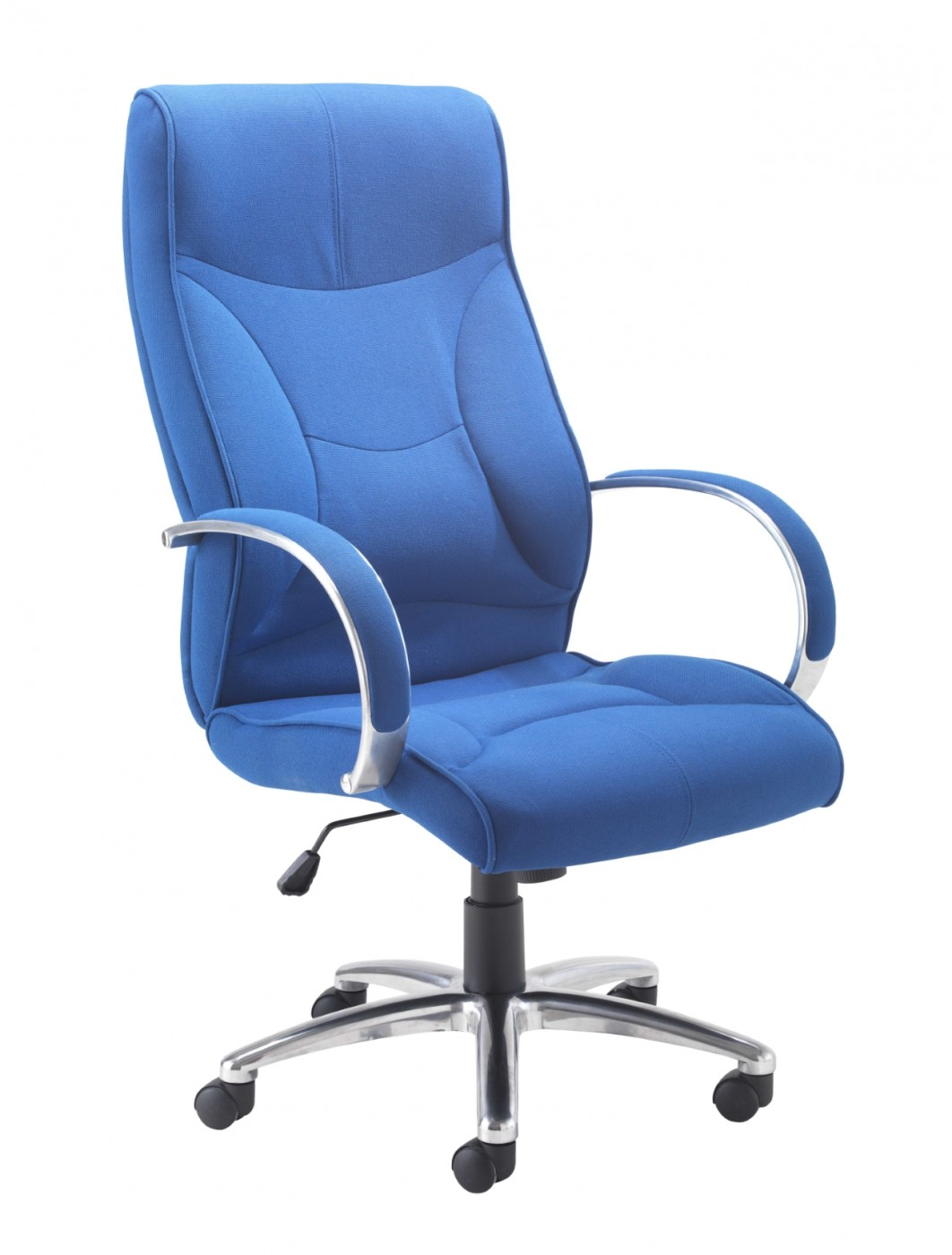 office chairs tc whist executive fabric office chair. Black Bedroom Furniture Sets. Home Design Ideas