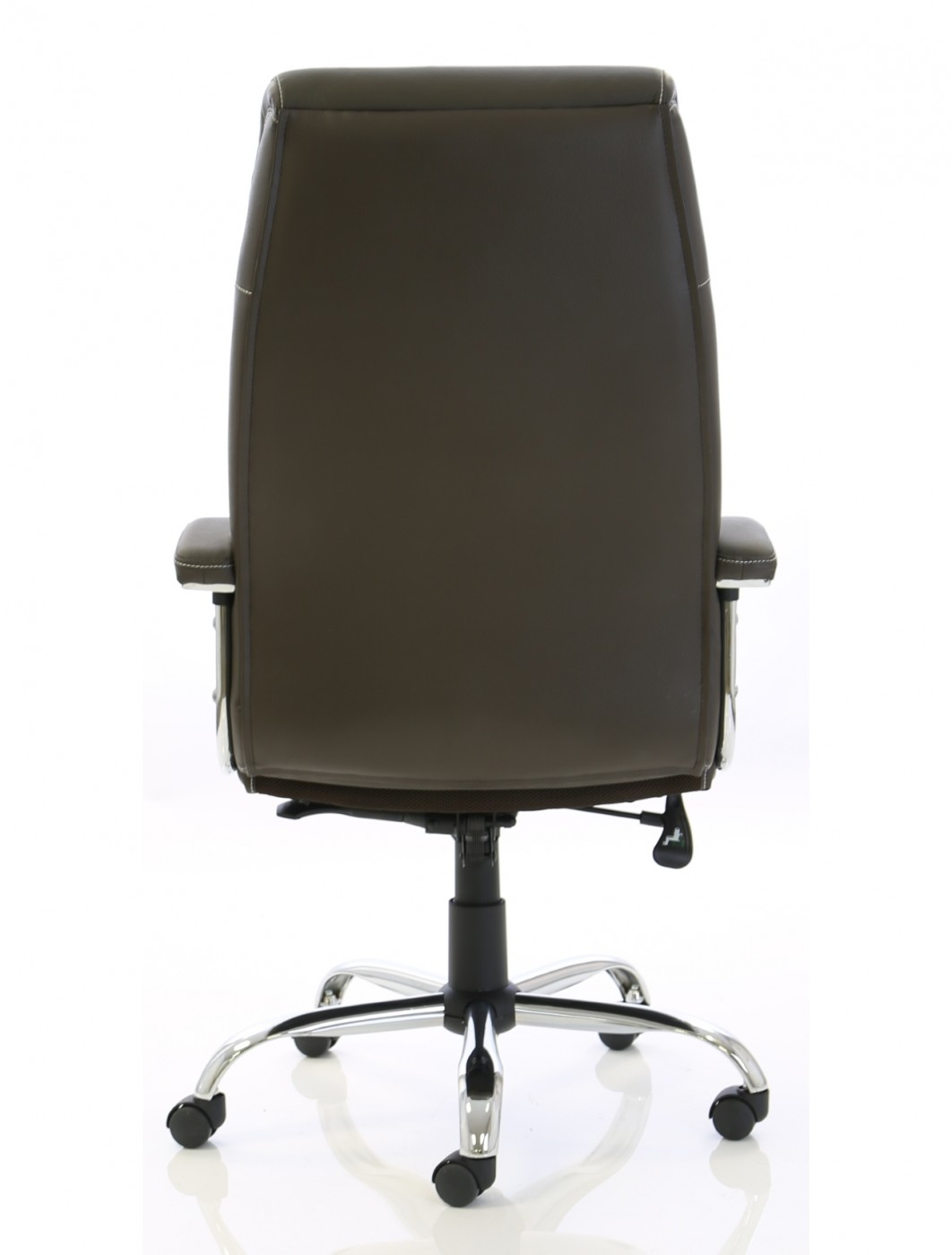 brown leather office chair. Office Chairs - Penza Executive Brown Leather Chair EX000187  Enlarged View Brown Leather Office Chair