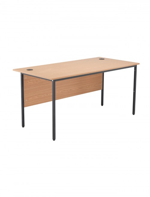 Oak Office Desk 1532x746mm TC Start18 STB1574RECOK