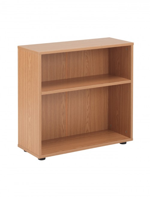 Oak Bookcase 720mm High Bookcase TC Start18 TB7275OK