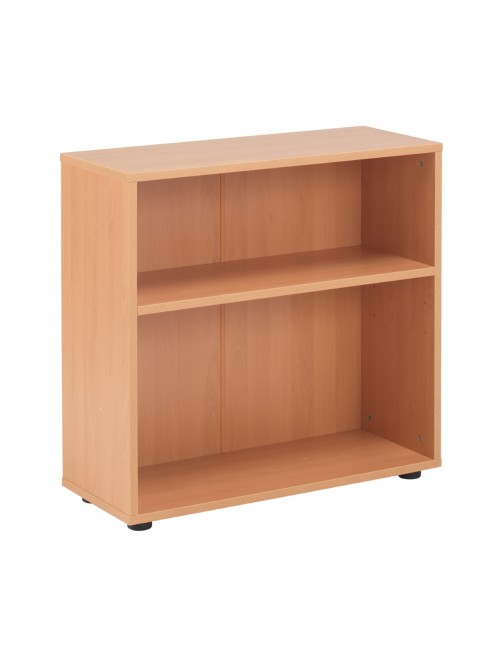 Beech Bookcase 720mm High Bookcase TC Start18 STB7275BE