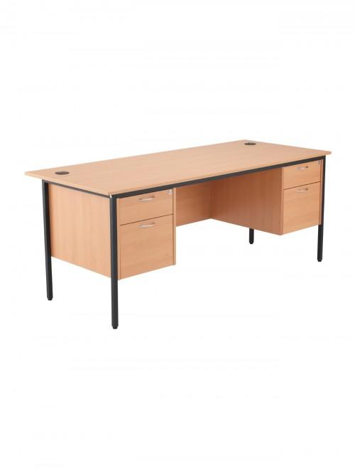 Tc Start 18 Beech Office Desks