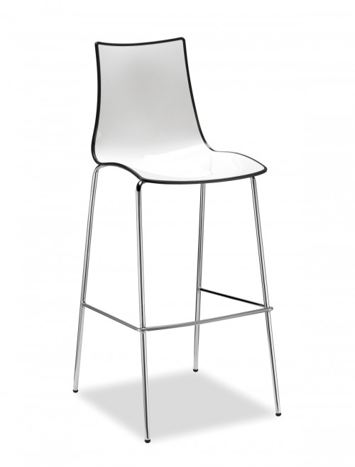 Dining Chairs - Dams Gecko Shell High Stool Dining Chair HS8301-AN