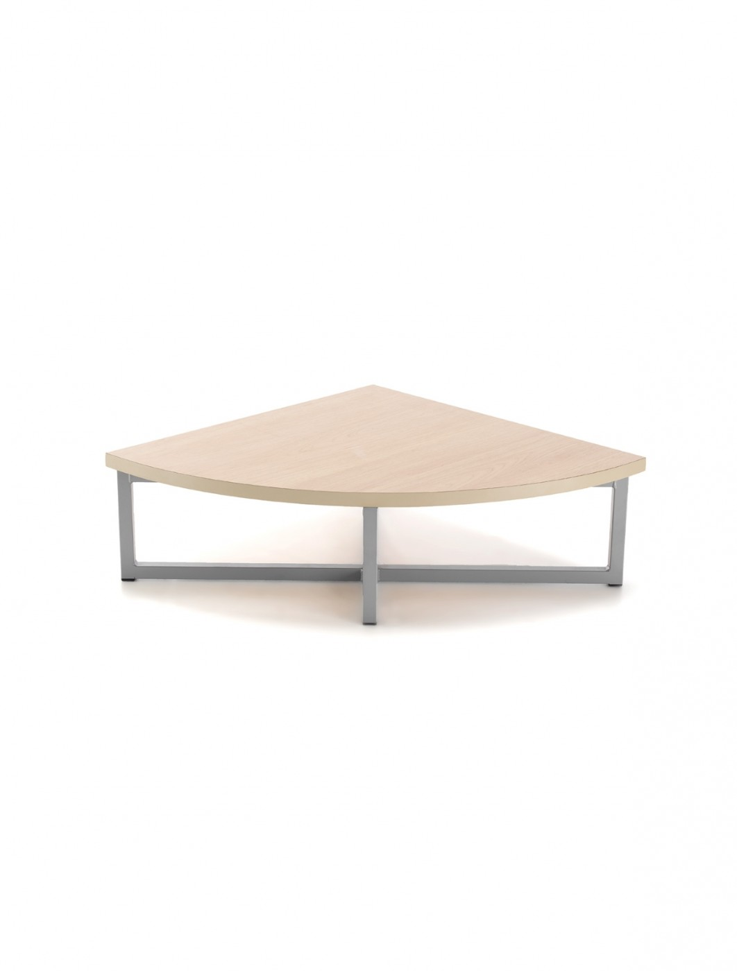 Modular Soft Seating - Dams Nera Corner Table NERA-Q-TABLE - enlarged view