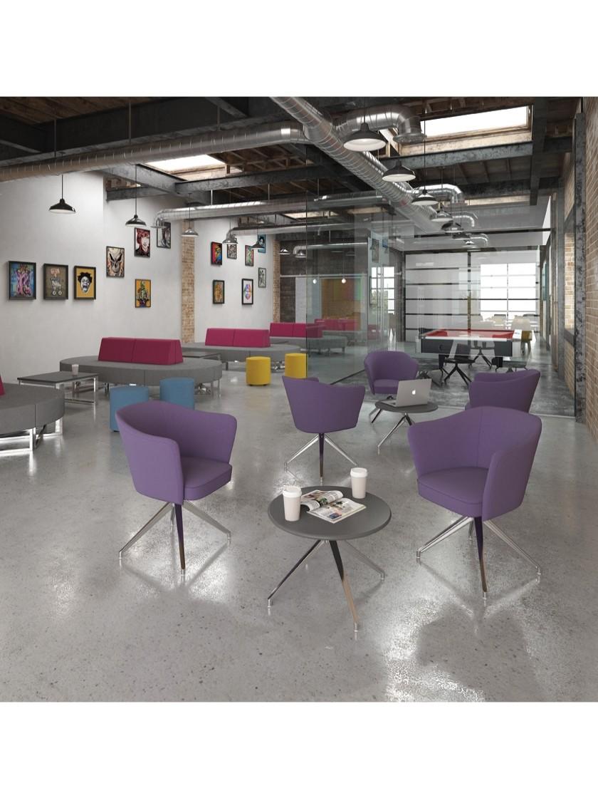 otis furniture. Soft Seating - Dams Otis Round Coffee Table OTIS01-CT Enlarged View Furniture F