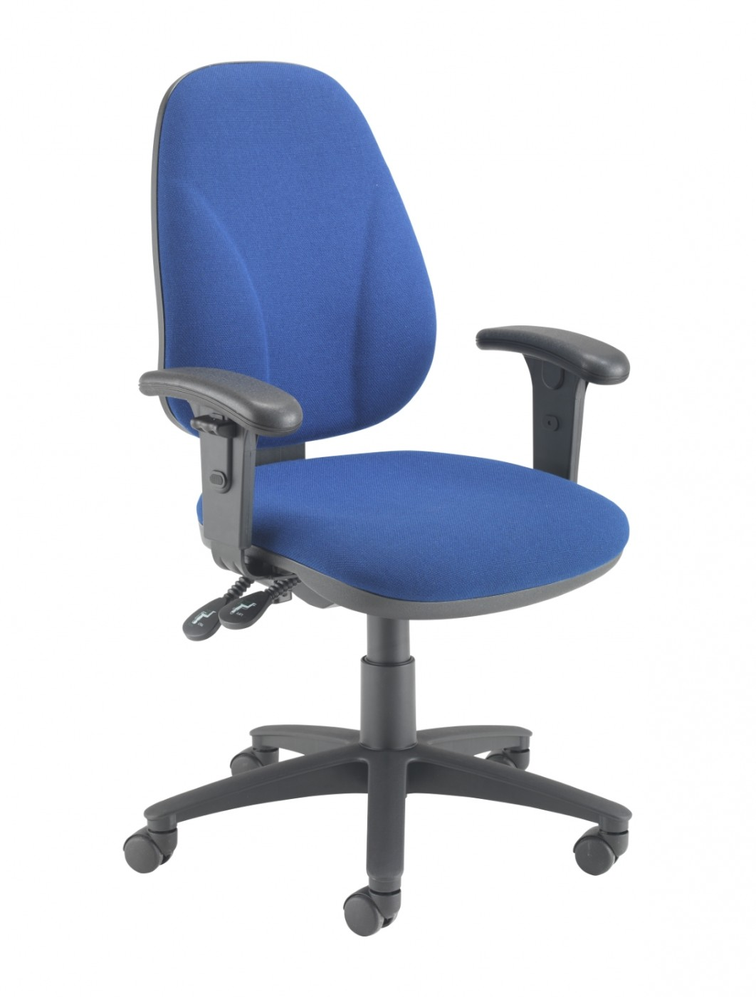 Office Chairs - TC Office Concept Deluxe Tilt Operator Chair CH0801