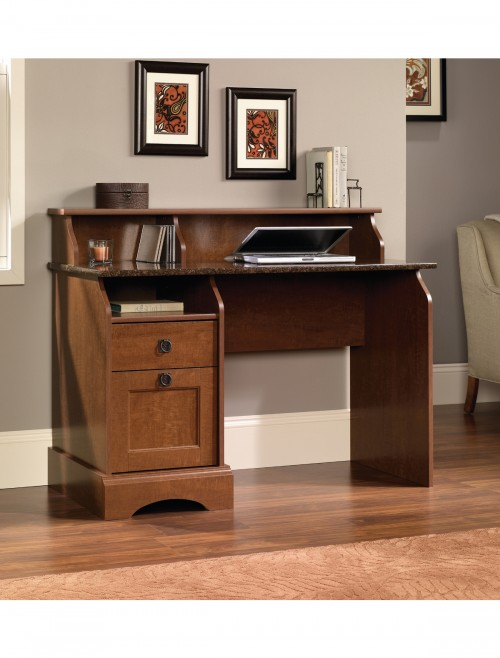 Home Office Desks - Teknik Farmhouse Home Office Desk 5408761