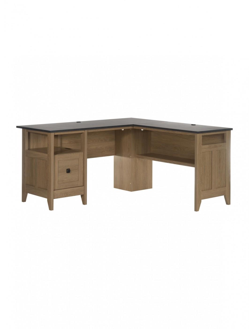 office desk l. Contemporary Desk Home Office Desks  Teknik LShaped Study Desk 5412320 Enlarged View Inside Office Desk L E