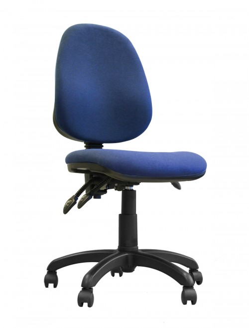 Office Chairs - Eliza Tinsley Java 300 Chairs BCF/P606/BL