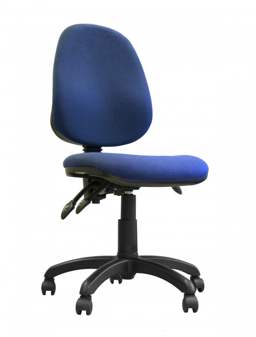 Office Chairs - Eliza Tinsley Java 200 Chair BCF/P505/BL
