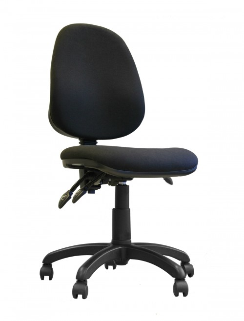 Office Chairs - Eliza Tinsley Java 300 Chairs BCF/P606/BK