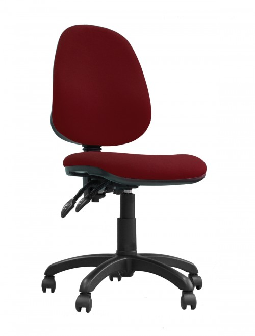 Office Chairs - Eliza Tinsley Java 200 Chair BCF/P505/RD