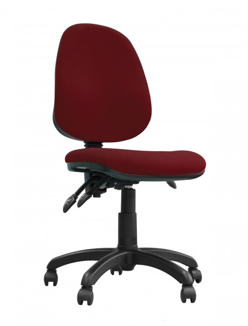 Office Chairs - Eliza Tinsley Java 300 Chairs BCF/P606/RD