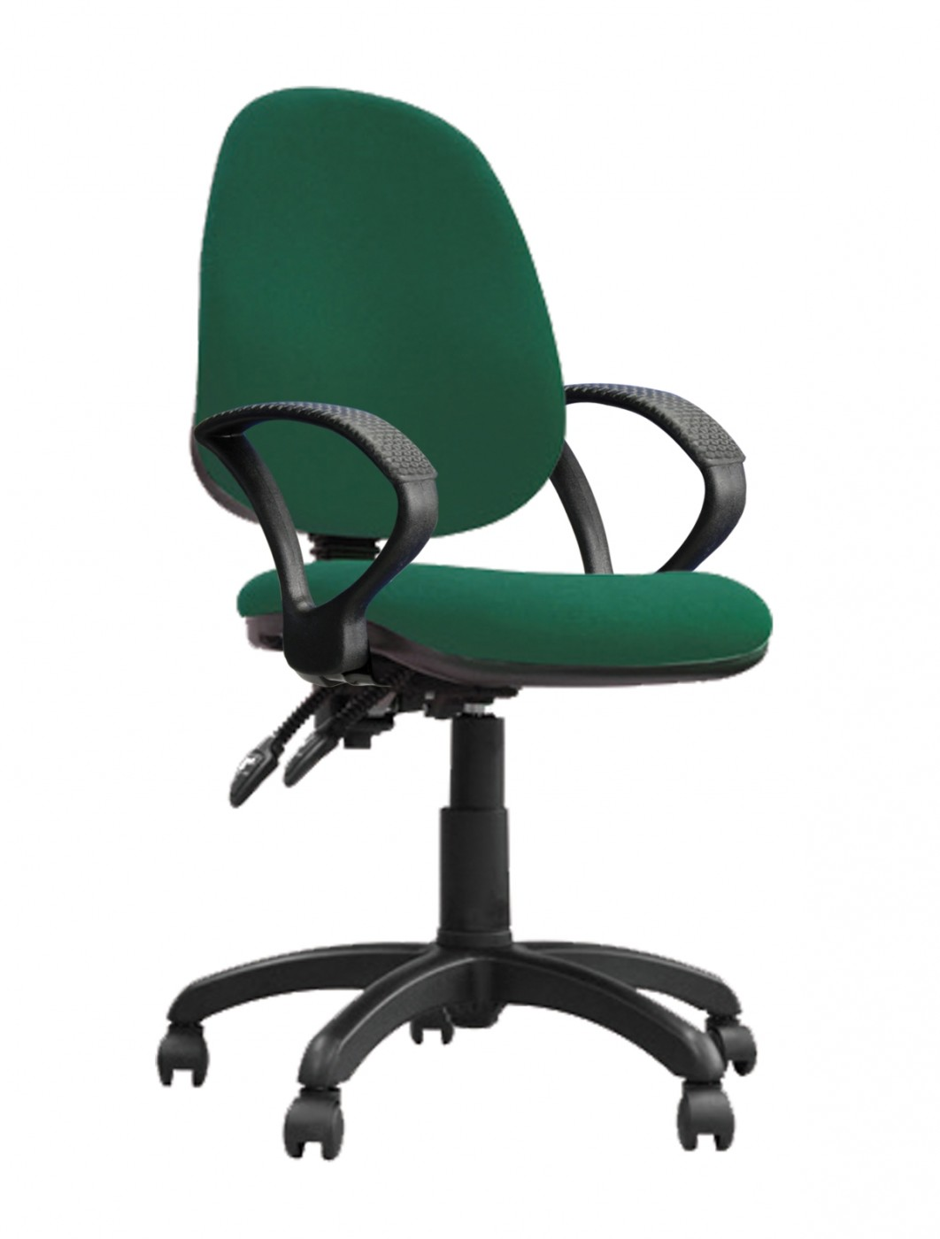 Office Chairs   Eliza Tinsley Java 200 High Back Operator Chair BCF/P505/GN
