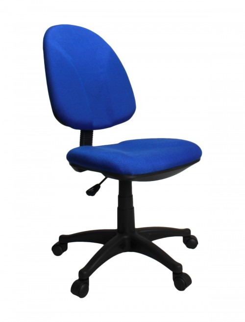 Office Chair Java 100 Blue Operator Chair BCF/I300/BL by Eliza Tinsley