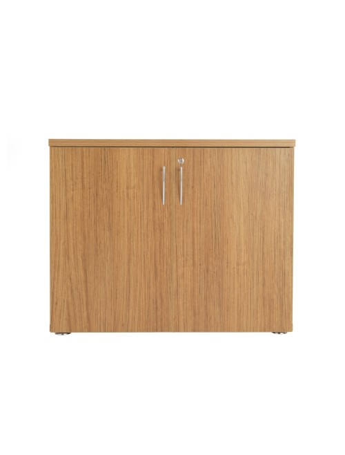 Light Walnut Cupboard TC Regent Executive Cupboard TR8040CPLW