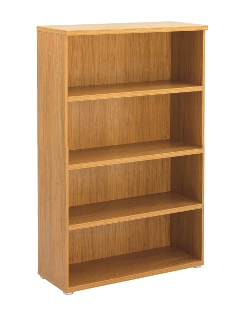 Light Walnut Bookcase TC Regent Executive Bookcase TR1640LW