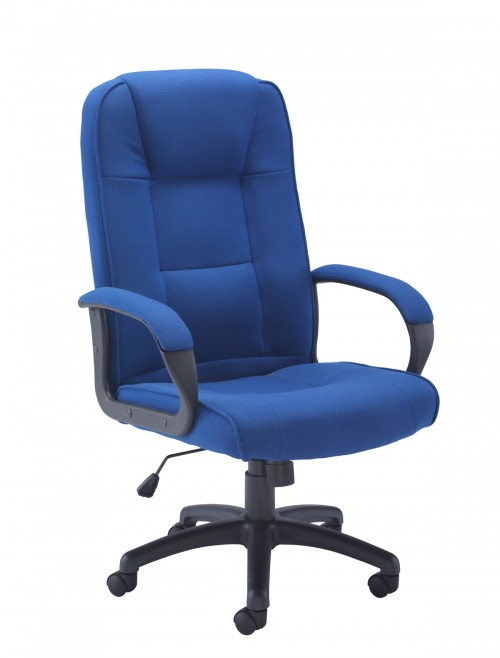 Office Chairs - TC Keno Fabric Office Chair CH0137