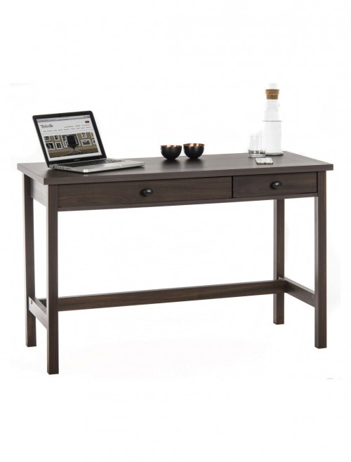 Teknik Study Desk Rum Walnut 5418227