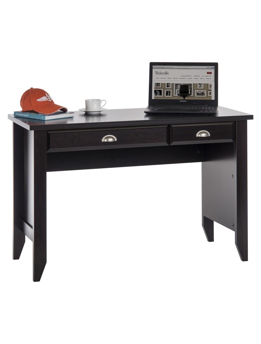 Home Office Furniture Uk Desk Set 18: Teknik Laptop Desk Jamocha Wood 5409936