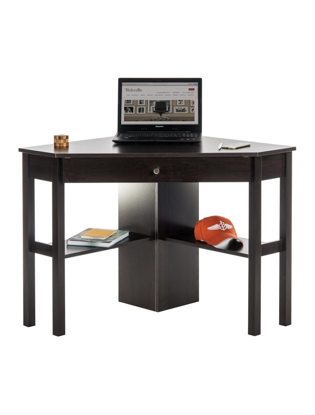 Home Office Furniture Uk Desk Set 18: Teknik Corner Computer Desk 5412314