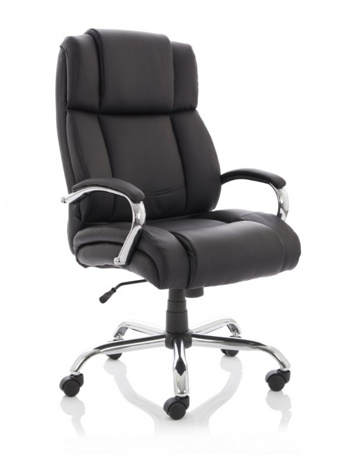 Office Chairs - Texas Super Heavy Duty Executive Leather Office Chair EX000115