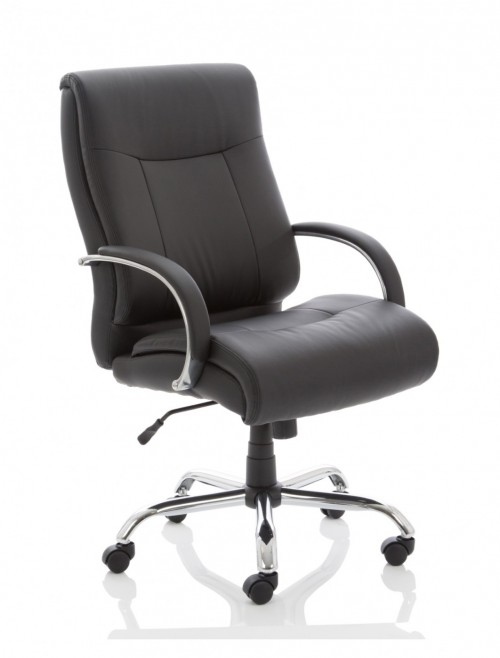 Office Chairs - Drayton HD Super Heavy Duty Executive Leather Office Chair EX000191