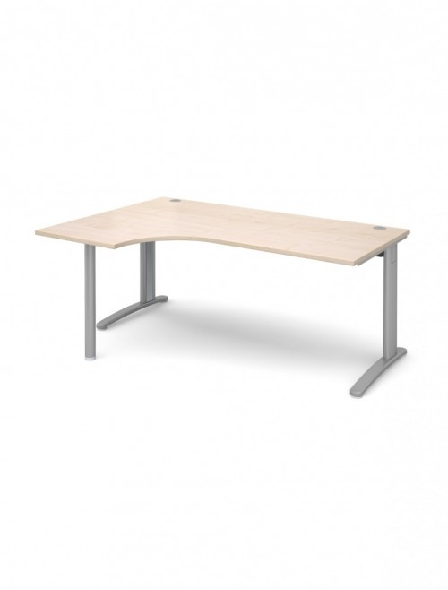 Dams Tr10 Maple Office Desks