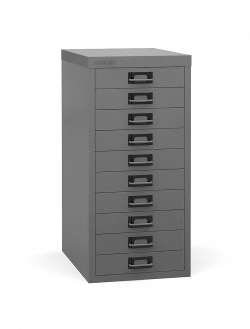 Steel Storage - Bisley 10 Drawer Multi Drawer B10MD
