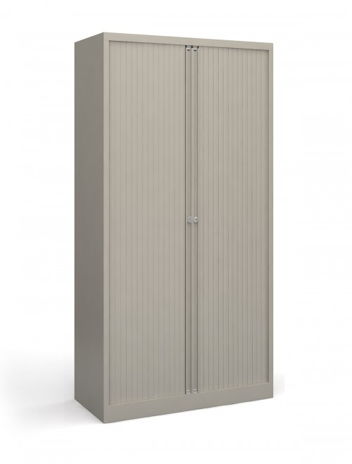 Steel Storage - 1985mm High Tambour Cupboard DST78