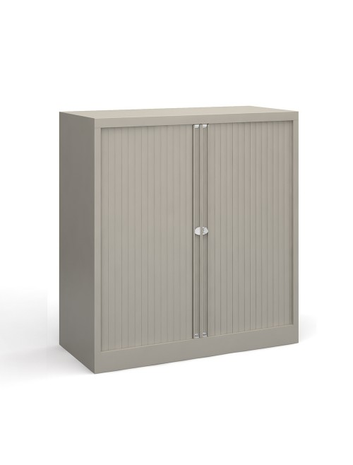 Steel Storage - 1015mm High Tambour Cupboard DST40