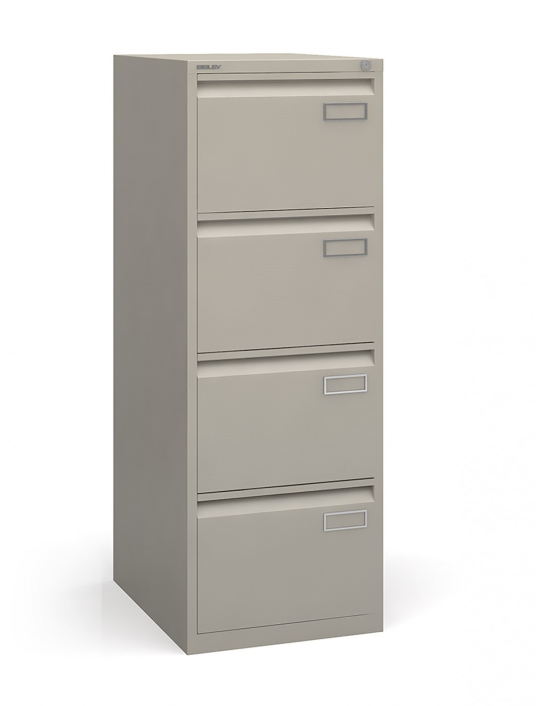 Beau Bisley 4 Drawer Contract Filing Cabinet BPSF4