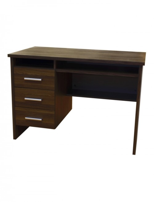 Home Office Desks - Montana Black Desk TWS-MONTANA-BK