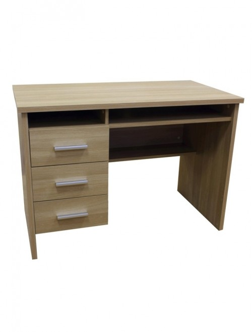 Home Office Desks - Montana Light Oak Desk TWS-MONTANA-OK