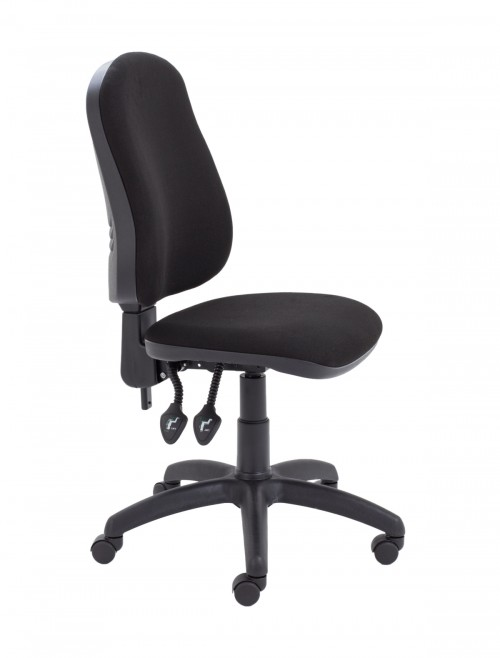 Office Chairs - Calypso 2 Operator Chair CH2800BLK LITE018