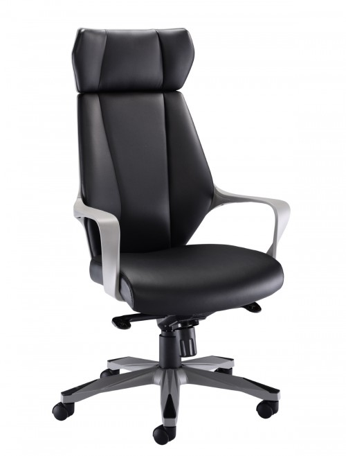 Office Chairs - Rocky PU Leather Office Chair CH0783GR