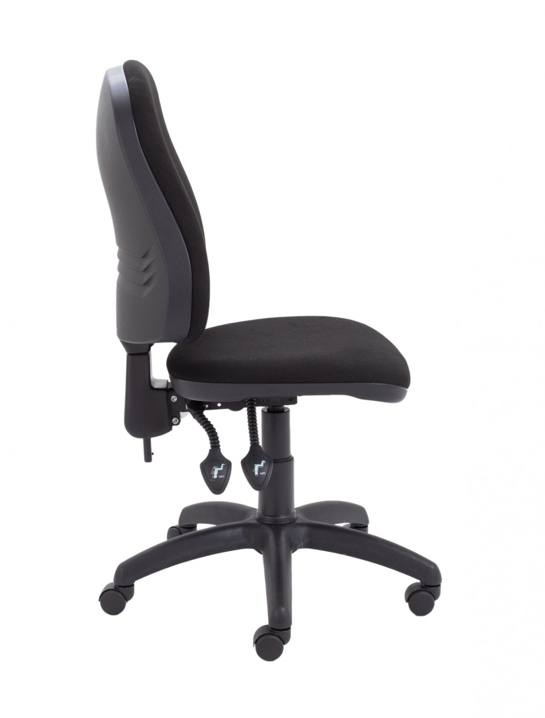 comfort office chair. Office Chairs - Calypso 2 Operator Chair CH2800BLK LITE018 Enlarged View Comfort