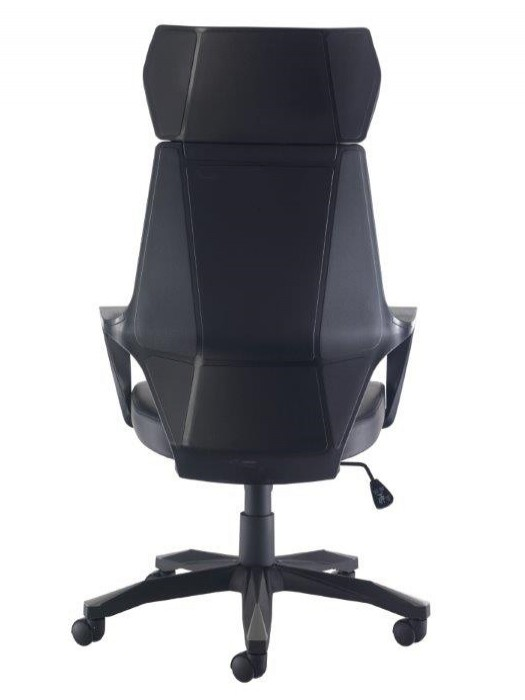 Office Chairs - Rocky PU Leather Office Chair CH0783BK - enlarged view  sc 1 st  121 Office Furniture & Office Chairs - Rocky PU Leather Office Chair CH0783BK | 121 Office ...