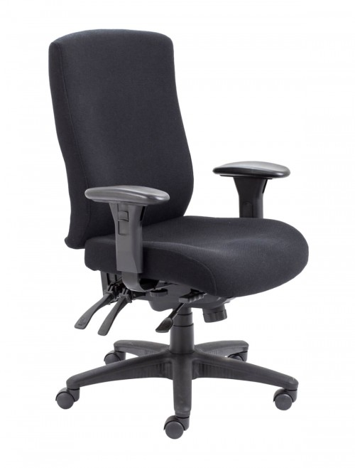 Office Chairs - Marathon Heavy Duty Office Chair CH1106BK