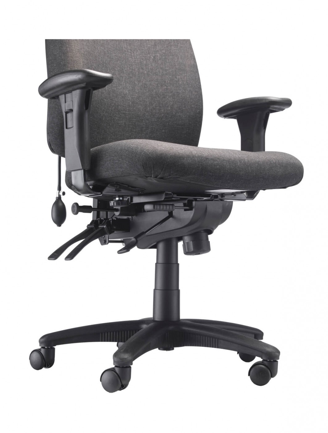 Office Chairs - Vista Fabric Office Chair CH0903CH | 121 ...