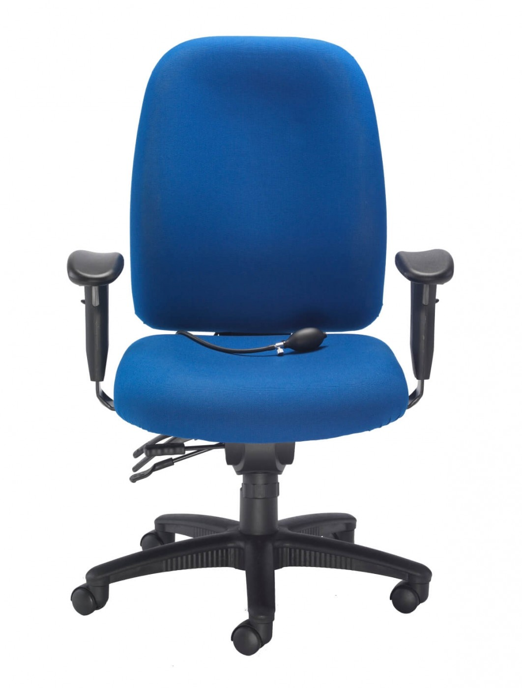 Office Chairs Vista Fabric Office Chair Ch0903rb 121