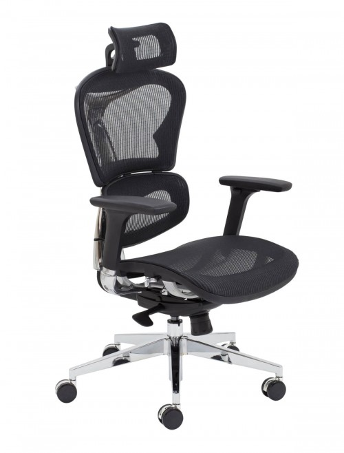 Office Chairs - Grande Executive Mesh Office Chair CH1911